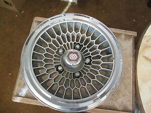 "78 - 83 gmc sprint deluxe hub cap 14"" wheel cover"