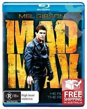 Mad Max (Blu-ray, 2011) Mel Gibson Bruce Spence