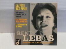 RENEE LEBAS Un amour comme notre amour ... 70467