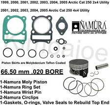 2004-2007 Arctic Cat 650 V-TWIN Namura Top End Gasket Set