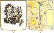8° Régiment d'Artillerie, B.C.L, opaque, sigle bronze, Y. Boussemart (6612)