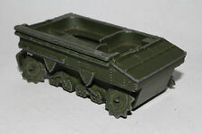 1950's Dinky Toys, #162a Army Light Dragon Tank , Original