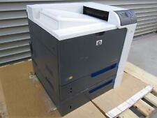 HP LaserJet CP4025 Workgroup Color Printer | 1200dpi | Page Count: 5,694