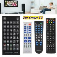 Universal Replacement 8-in-1 Smart TV Remote Control Controller w/ Large Buttons