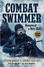 Combat Swimmer: Memoirs of a Navy SEAL 9780451230140 by Gormly, Robert A.