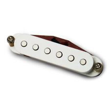 Bare Knuckle Pickups Boot Camp Brute Force Bridge Single Coil (White)