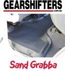 Genuine Sandgrabba Moulded Front Mats- Landcruiser 78 Series Troop Carrier 4x4s
