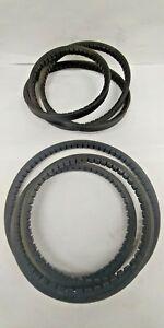 OEM Case T38546 Water Pump / Fan Belt Set for Case / IH 1470 Tractor