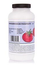500g MONO Ammonium Phosphate fertilisant Instructon haute qualité 12/61 carte