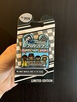 Disneyland Park -It's A Small World Cruiser- Boat Ride Attraction -LE Pin