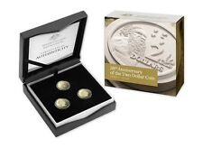 FREE POSTAGE -  2018 $2 30TH ANNIVERSARY OF THE $2 - THREE (3)  COIN PROOF SET