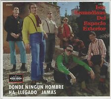 LOS GRANADIANS DEL ESPACIO EXTERIOR - DONDE NINGUN...(sealed digi pak cd) LQ035