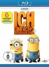 ICH - EINFACH UNVERBESSERLICH 2 - 2 BLU-RAY NEU