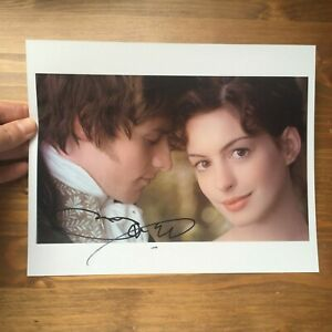 James McAvoy hand signed autograph on 8x10  photo IP film movie star signature