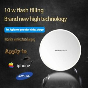 Suitable for iPhone 11 Pro XS Max XR X 8 Plus USB Qi charging, 10W fast wireless