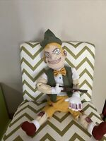 Spirit Halloween Table Top-Sawin'/Sawing Wood Doll,Pinocchio based Updated DESC!