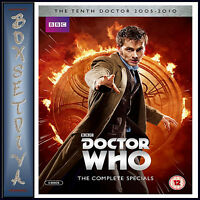 DOCTOR WHO - THE COMPLETE SPECIALS -**BRAND NEW DVD BOXSET