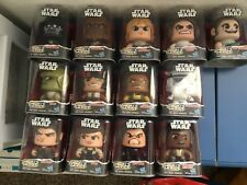 Star Wars Mighty Muggs Lot 1-13