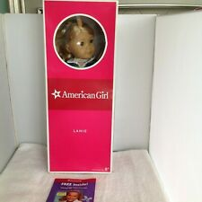 American girl Doll Lanie with Complete Meet Outfit Book Box & Nature Kit