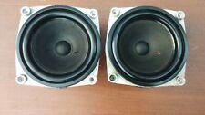 🔈🔈1Pair Vintage Midbass Speakers 20GDS-3-8(15GD-11A)Amphiton Radiotehnika USSR