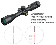 "Athlon Optics Talos Rifle Scope 1"" Tube 4-16x40mm SFP BDC 600 IR 215008"