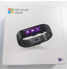 Microsoft Band Fitness Activity Tracker Wrist Band Black SMALL -