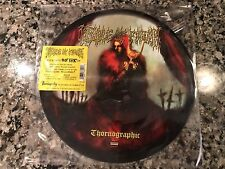 "Cradle Of Filth 10"" Picture Disc! Limited. Dimmu Borgir Therion Mayhem Venom"