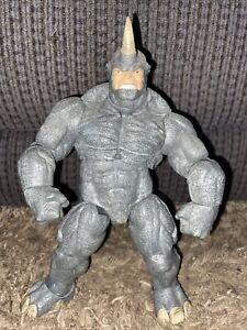 2012 Marvel Diamond Select Spider-Man Rhino Action Figure