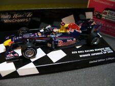 1/43 Minichamps Renault RB6 S. Vettel Red Bull Racing Japanese GP 2010 410100305