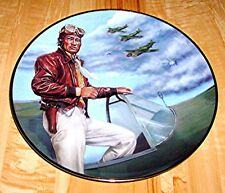 JOHN WAYNE Flying Tigers REPUBLIC PICTURES MOVIE PLATE