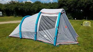 Quechua Air Seconds 4.1 4 person-1 bedroom inflatable tent