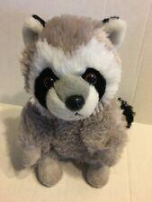 """Wild Republic Mini Raccoon  8"""" Plush Stuffed Animal"""