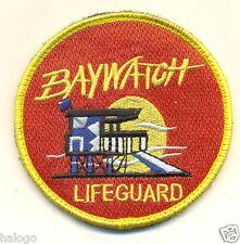 BAYWATCH JACKET HOOK BACKING PATCH - BAY01V