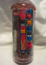 Lego Writing System TAHNOK FIRE BOHROK Bionicle Build A Lego Pen NEW