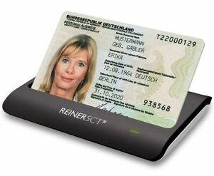 ReinerSCT cyberJack RFID basis Lesegerät für neuen Personalausweis USB NEU