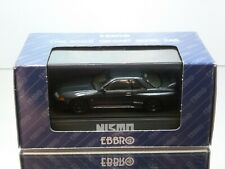 EBBRO 48 NISSAN SKYLINE GT-R NISMO - GUN GRAY 1:43 - MINT IN BOX