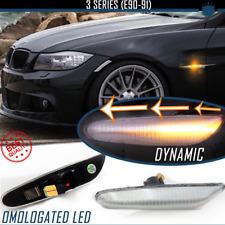Frecce LED Dinamiche SEQUENZIALI per BMW SERIE 3 E90 E91 CANBUS Omologate Latera