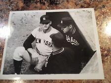 1961 7x9 Roger Maris Original Photo Historic Year Type 1 Ny Yankees