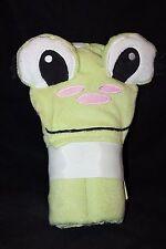 Piper Kids Hooded Towel - Green Frog