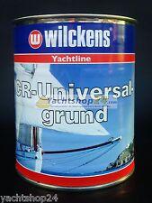 Wilckens CR Universalgrund grau 750ml Grundierung GFK Stahl Holz