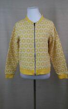 NWTD Modcloth Compania Fantastica Dedicated Daydreamer Bomber Jacket (S) Yellow