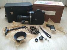 NEW Krasnogorsk 3 Movie Camera + 3 Lenses MIR-11, VEGA 7-1,TAIR-41