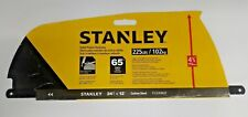 "New, Stanley STHT20138 Solid Frame Hacksaw Blade 24T X 12"" 225LBS Carbon Steel"
