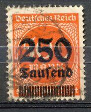 Reich 296 gebruikt; infla geprüft