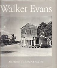 Walker Evans -  The Museum of Modern Art - 1971