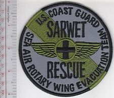 SCUBA US Coast Guard USCG Sea Air Rotary Wing Evacuation SARWET Rescue Grey