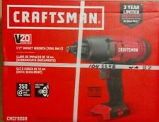 """Craftsman CMCF900B 20V 1/2"""" Impact Wrench Tool Only"""