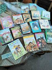 Kinder Pferde Bücher, Paket diverse.
