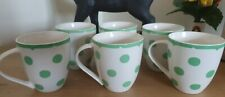 Cath Kidston Polka Doy Mugs