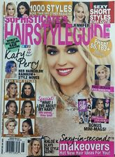 Sophisticates Hair styles guide Aug 2017 Katy Perry 1000 Short FREE SHIPPING